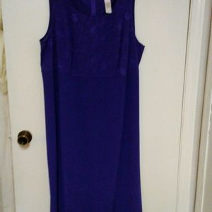 Sag Harbor Maxi Dress, Sz 20W